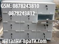 пощенски кутии за метални врати за входове